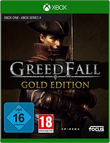 Greedfall Gold Edition (Xbox One Series X)