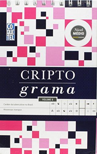 Criptograma. Nível Médio - Volume 6