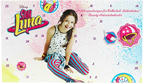 Disney Princesses–Calendario de adviento de maquillaje Soy Luna