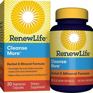 Renew Life Cleanse More, 30 Capsules 1 - My Weight Loss Today