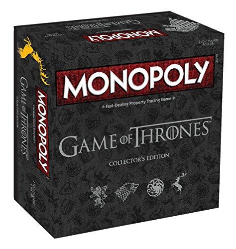 Juego de Tronos Monopoly Edición Coleccionista,, Ninguna BGEF63447