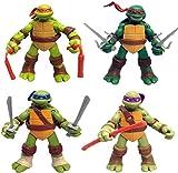 Ninja Turtles Set of 4 PCS   Action Figure   Ninja Turtles Toyset Mutant Teenage Set