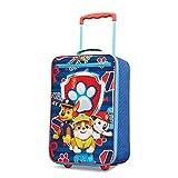 American Tourister Kids' Disney Softside Upright Luggage, Paw Patrol