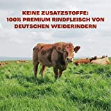 Gym Jerky Beef Barbecue 1kg – 25x40g High Protein – Low Fat & Low Carb – Deutsches Premium-Rindfleisch Made in Germany - 5