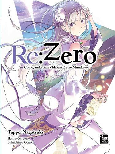 Re:zero. Começando uma vida em outro mundo - livro 1