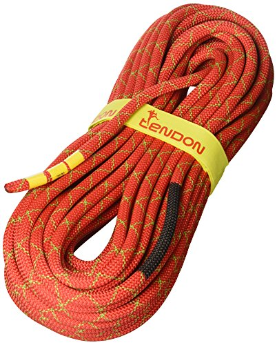 Tendon Kletterseil Smart Lite 9.8 mm, Farbe:rot,...