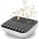 Bruit Blanc White Noise Machine Dormir, 20 Sonore Naturelles apaisants pour...