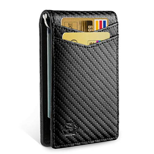 51f9mvi9TUL - The 7 Best Front Pocket Wallets For Men: Stylish Wallets To Organize Your Essentials