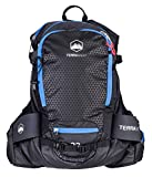 TerraWest Core 22 Ski Backpack (Recco Reflector Installed) (Dark Night/Blue)