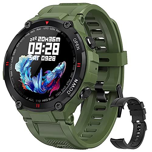 Relojes Inteligente Hombre,Smartwatch con Caloría...