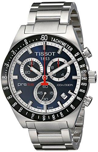 Tissot Herren-Armbanduhr Prs516 Chrono T0444172104100