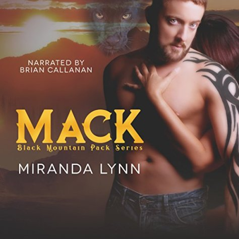 Mack: Black Mountain Pack, Book 1