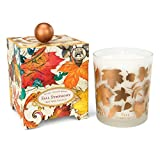 Michel Design Works Gift Boxed Soy Wax Candle, 14-Ounce, Fall Symphony
