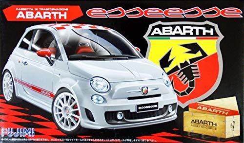 ABARTH500 ESSEESE (1/24 リアルスポーツカーシリーズ No.82)