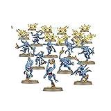 Juegos Workshop 995005505 Figura de acción Warhammer Age of Sigmar Blue and Brimstone Horrors