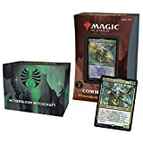 Magic The Gathering Strixhaven Commander Deck – Witherbloom Witchcraft (Black-Green)