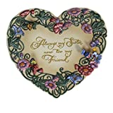Bradford Exchange Always My Sister Limited Edition Plate