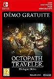Une démo gratuite* de Octopath Traveler est désormais disponible ! Vous pouvez la télécharger sur le Nintendo eShop de votre console.