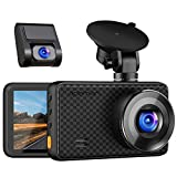 11 Best dual dash cams Under 50$ 100$ 200$ 2020 (Today's deals)