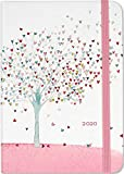 2020 Tree of Hearts Weekly Planner (16-Month Engagement Calendar)