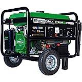 DuroMax XP4850EH Generator-4850 Watt Gas or...