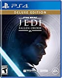 Star Wars Jedi: Fallen Order Deluxe Edition - PlayStation 4 (Video Game)