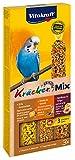 Kräcker Trio-Mix Miel Sésame/Abricot Figue/Œuf Graines de...