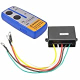 Paddsun Wireless Winch Remote Control Switch Lift Gate Hydraulic Pump Dump Bed 12v Recovery Tow Truck V