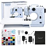 Magicfly Sewing Machines for Beginners, 12 Built-in Stitches Portable Mini Sewing Machine with...