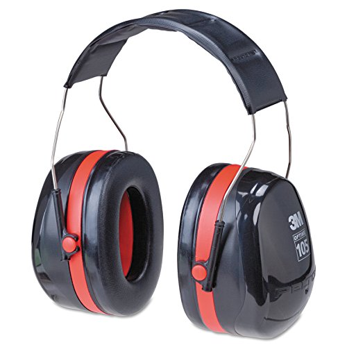 3M H10A Peltor Optime 105 Over the Head Earmuff, Ear...