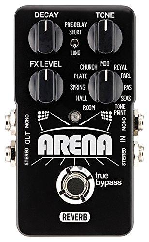 tc electronic Arena Reverb Custom Tweaked Pedal