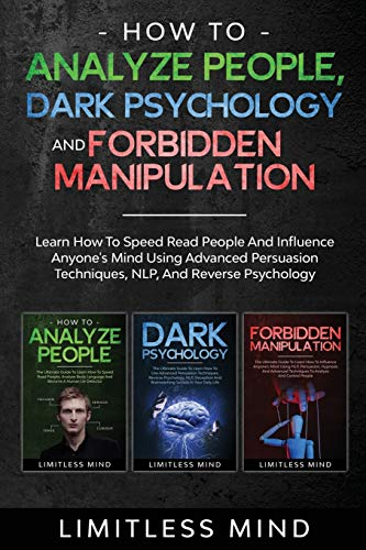 How To Analyze People, Dark Psychology And Forbidden...