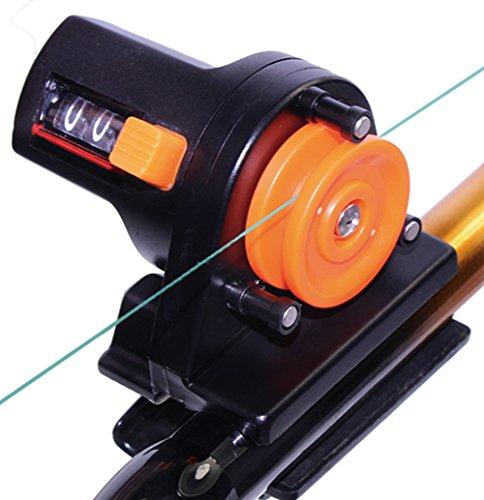 Croch Contametri Filo Pesca Digitale Ideale per la Traina con Mulinello