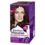 Schwarzkopf - Perfect Mousse - Coloration Cheveux - Mousse Permanente sans...