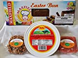 Maxfield Easter Bun & Tastee Cheese Easter Pack