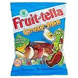 Fruit-tella Crazy Mix Caramelle Gommose Gusto Frutti Assortiti, 175g
