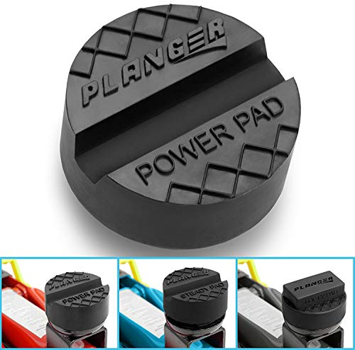 PLANGER - ALLE GRÖSSEN - Wagenheber Gummiauflage für Rangierwagenheber-Universal Gummiauflage Wagenheber-Schützt Ihren PKW und SUV robustem Gummi