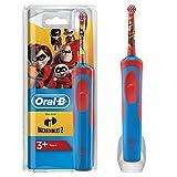 Oral-B Kids Brosse à Dents Électrique Avec Personnages Incredibles