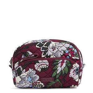 Vera Bradley Women's Signature Cotton Mini Cosmetic Makeup Organizer Bag 2