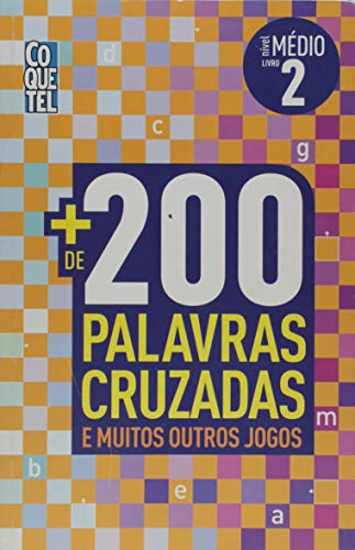 200 Crosswords - Book 2 - Niveo Medio