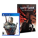 The Witcher: Wild Hunt (Comic Bundle) - PlayStation 4 (Video Game)