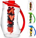 Water Infuser Pitcher & Gourmet...