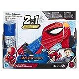 Marvel Spider-Man Far From Home – Pistolet Lanceur de Fluide- Jouet Spider-Man
