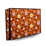 Stylista Printed PVC LED/LCD TV Cover for 43 Inches All Brands and Models