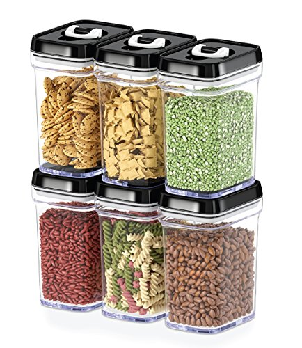 DWËLLZA KITCHEN Airtight Food Storage Containers with Lids...