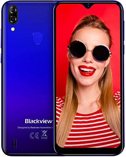 Blackview A60 Pro Telefono Movil 4G con Pantalla 6.1' (15.7cm)...