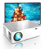 Bomaker Vidéoprojecteur, 7200 Projecteur LED Outdoor Movie, 5D ± 50 °...