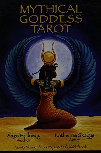 Mythical Goddess Tarot Deck and Guidebook Set