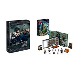 Harry-Potter-Collection-Standard-Edition-8-Dvd-LEGO-Harry-Potter-Lezione-di-Pozioni-a-Hogwarts-Playset-da-Collezione-Portatile-in-Custodia-da-Viaggio-76383