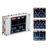 YEAPOOK Handheld Mini Portable Digital Oscilloscope DSO188 DIY Oscilloscope Kit with 1MHz Bandwidth 5MS/s Sampling Rate (DSO188)